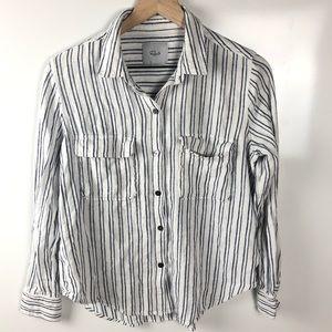 Rails Jimi Melrose Stripe Shirt